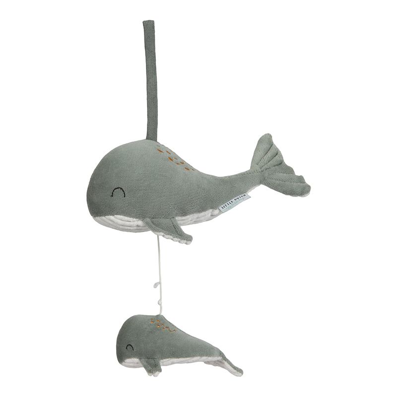 Spieluhr Walfisch Ocean mint