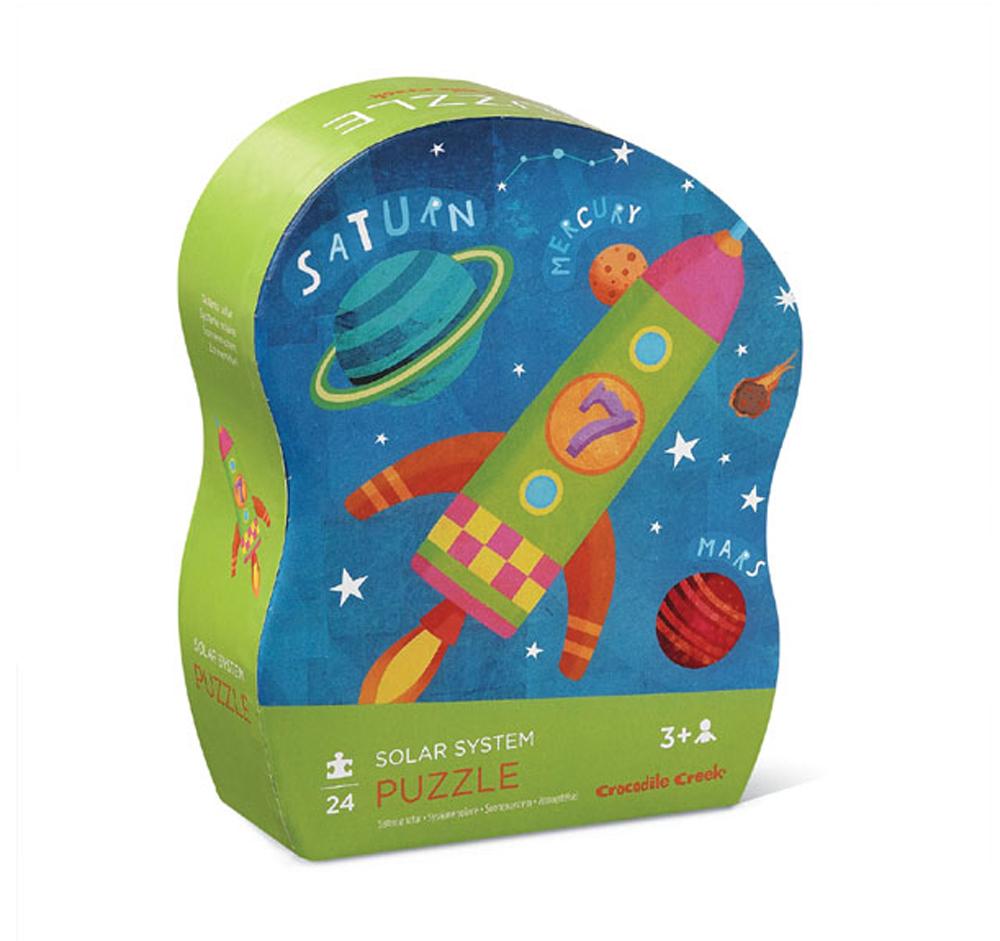 Mini Puzzle Sonnensystem 24 Teile