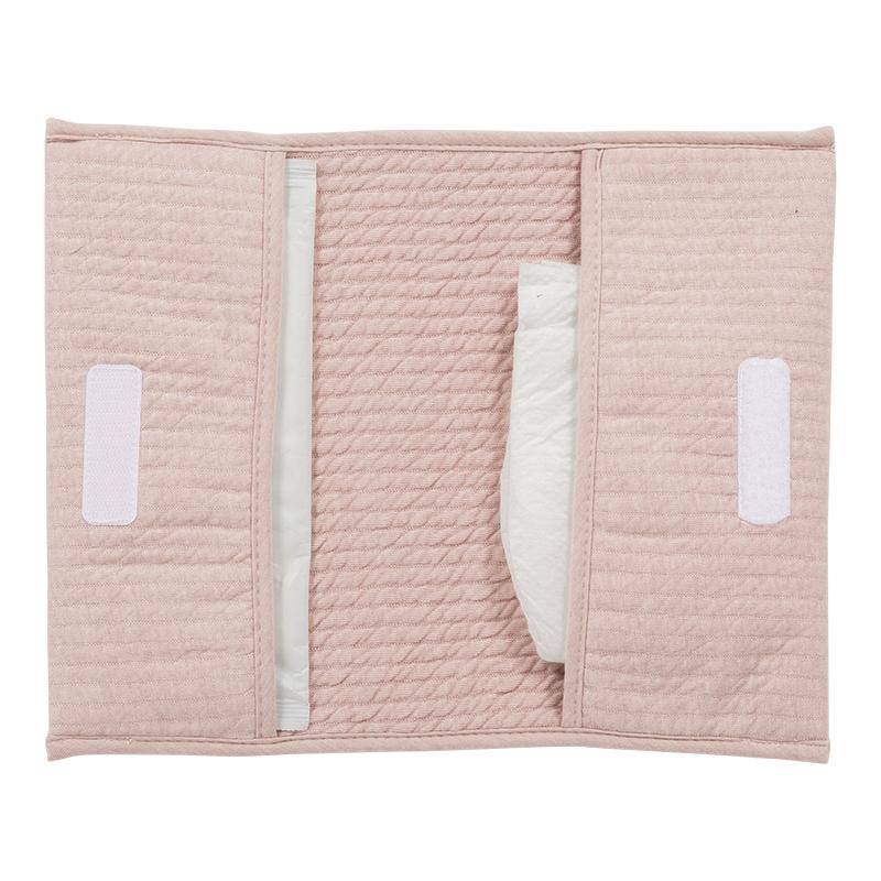 Windeltasche Pure rosa
