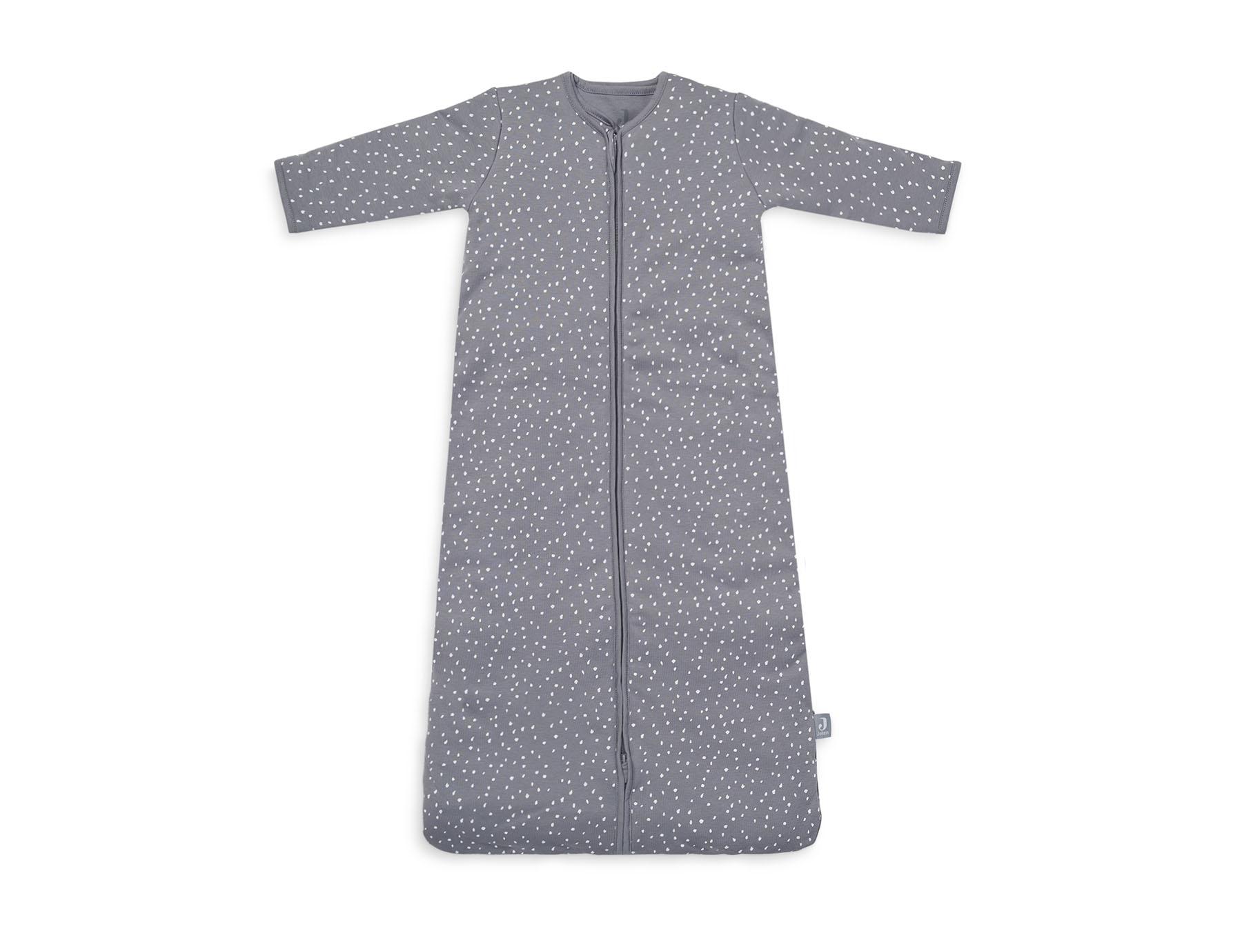 Schlafsack 4 Jahreszeiten Spickle grau (Gr. 110 cm)