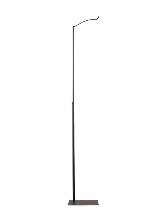 Ständer Halterung für Moskitonetz schwarz (220 cm)