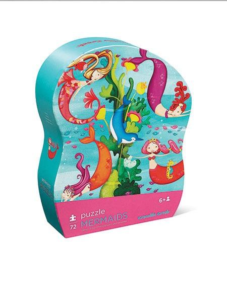 Puzzle Meerjungfrauen 72 Teile
