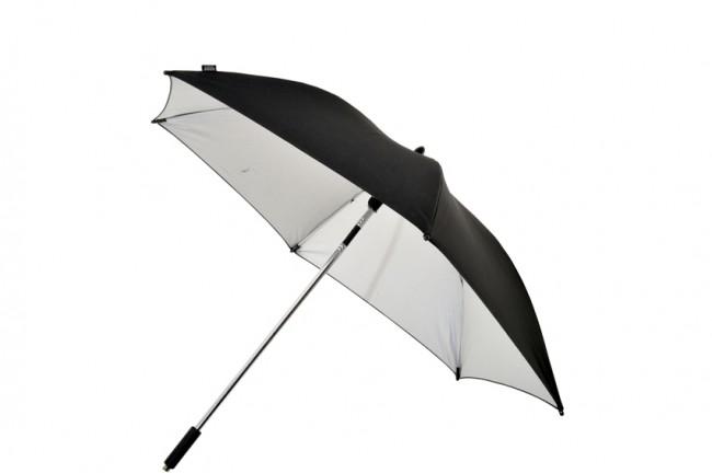 Jollein Sonnenschirm schwarz UV 50+ AV!!!