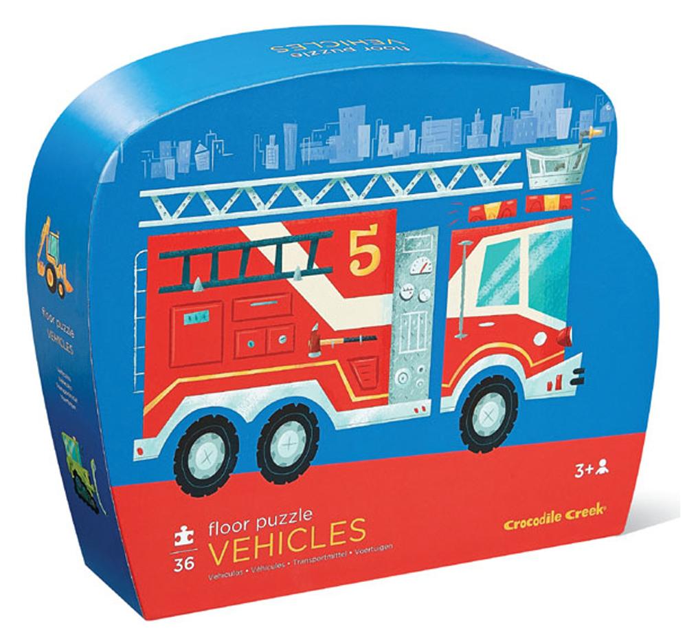 Puzzle Fahrzeuge 36 Teile