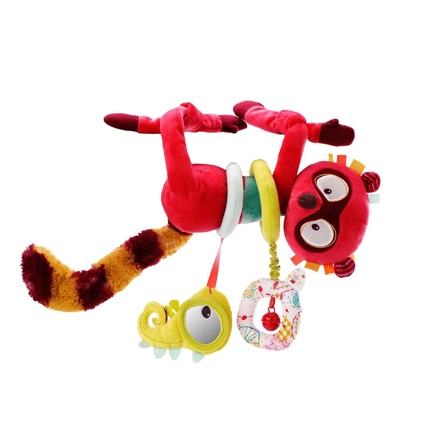 Aktivitätsspielzeug Georges der Lemur
