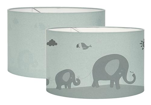 Hängelampe Silhouette Zoo mint