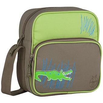 Mini Square Bag Krokodil