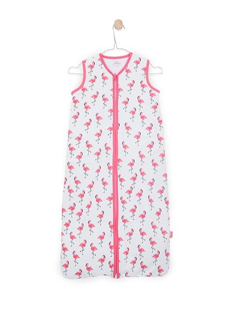 Sommerschlafsack Flamingo pink Gr. 70 cm