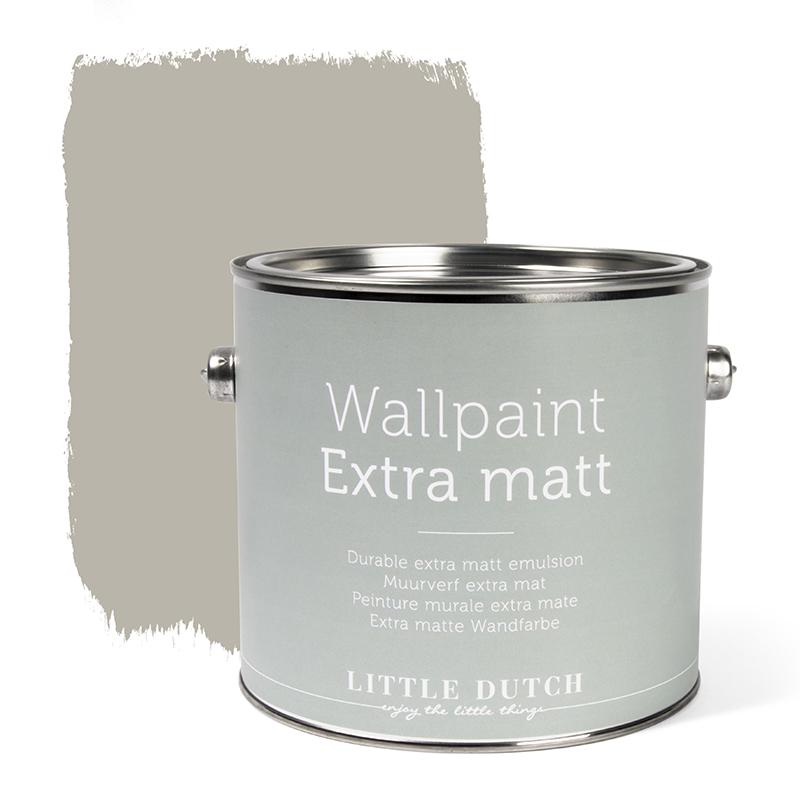 Wandfarbe matt vintage beige 2,5 Liter
