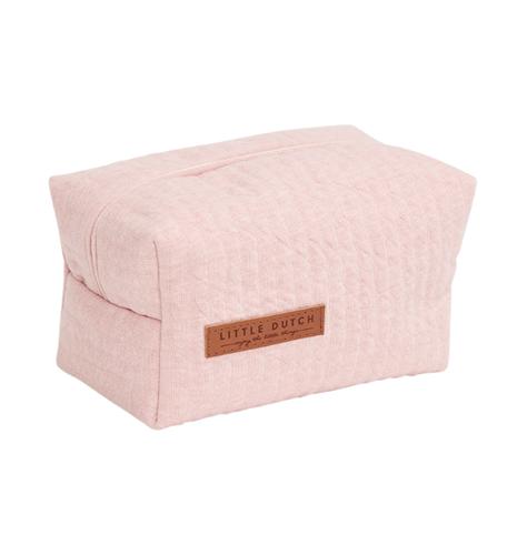 Pflegetasche Täschchen Etui für Unterwegs Pure rosa