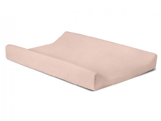 Wickelauflagenbezug Jersey Superior pale pink (Gr. 50x70 cm)