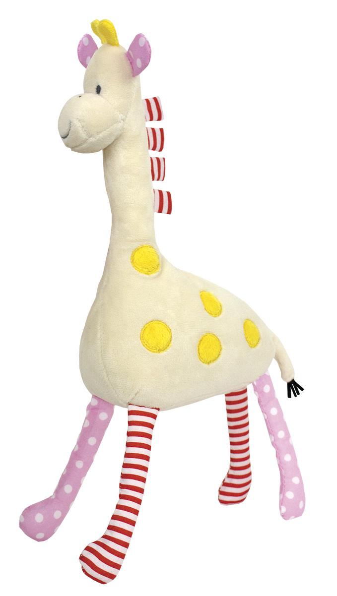 Stofftier Plüschtier Giraffe