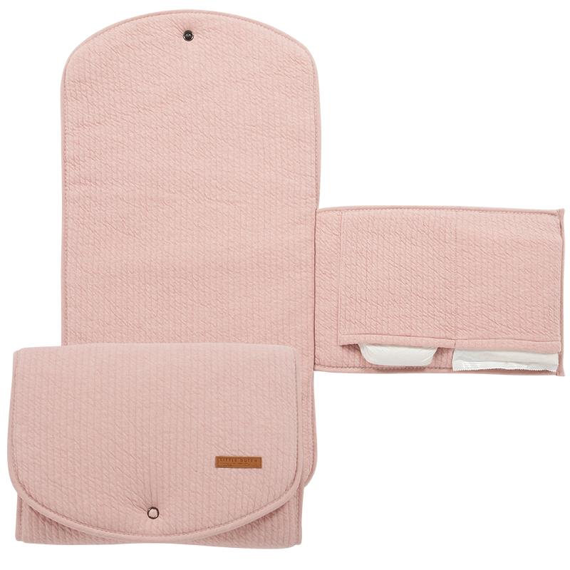 Wickelunterlage Pure rosa