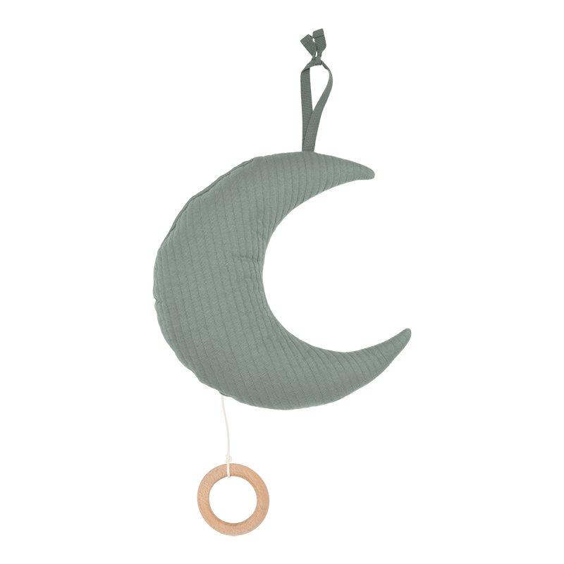 Spieluhr Mond Pure mint