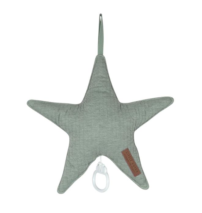 Spieluhr Stern Pure mint