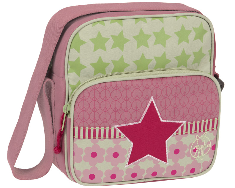Mini Square Bag Starlight magenta