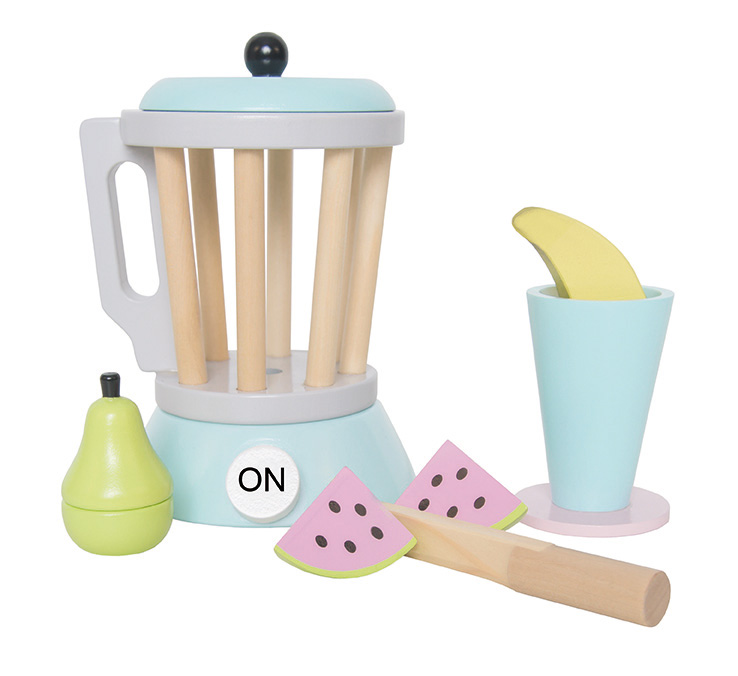 Holz Smoothie Mixer Set