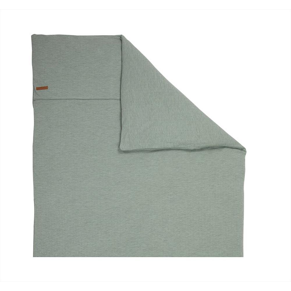 Kinderwagen Kissenbezug Pure mint (Gr. 80x80 cm)