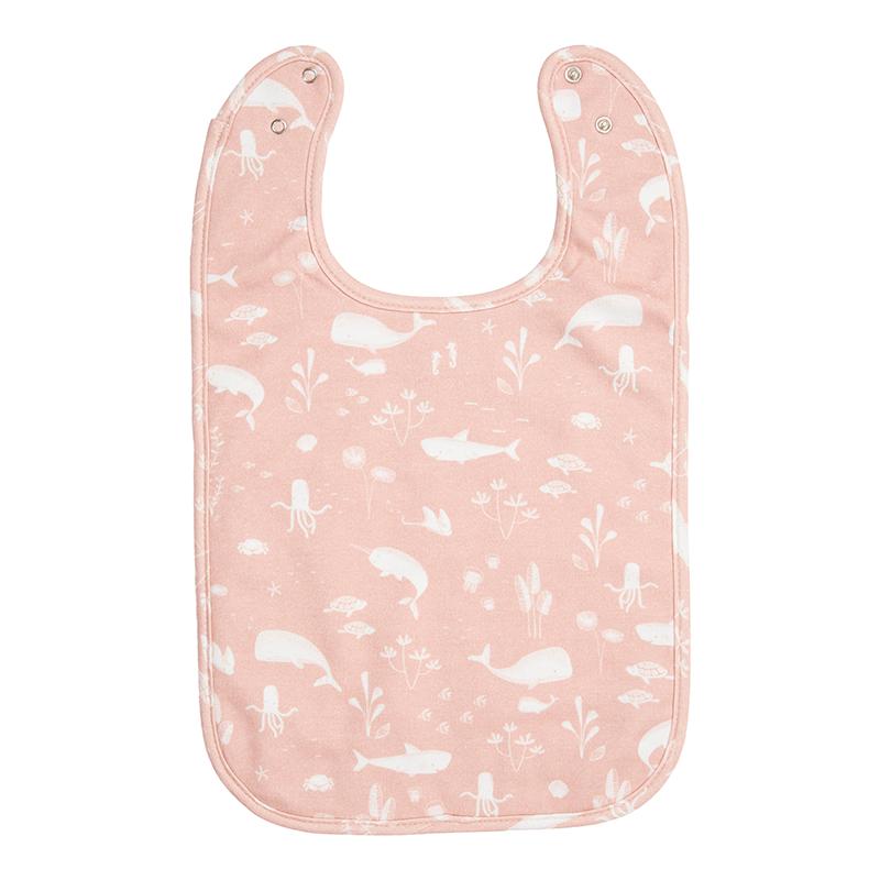 Lätzchen XL Ocean rosa
