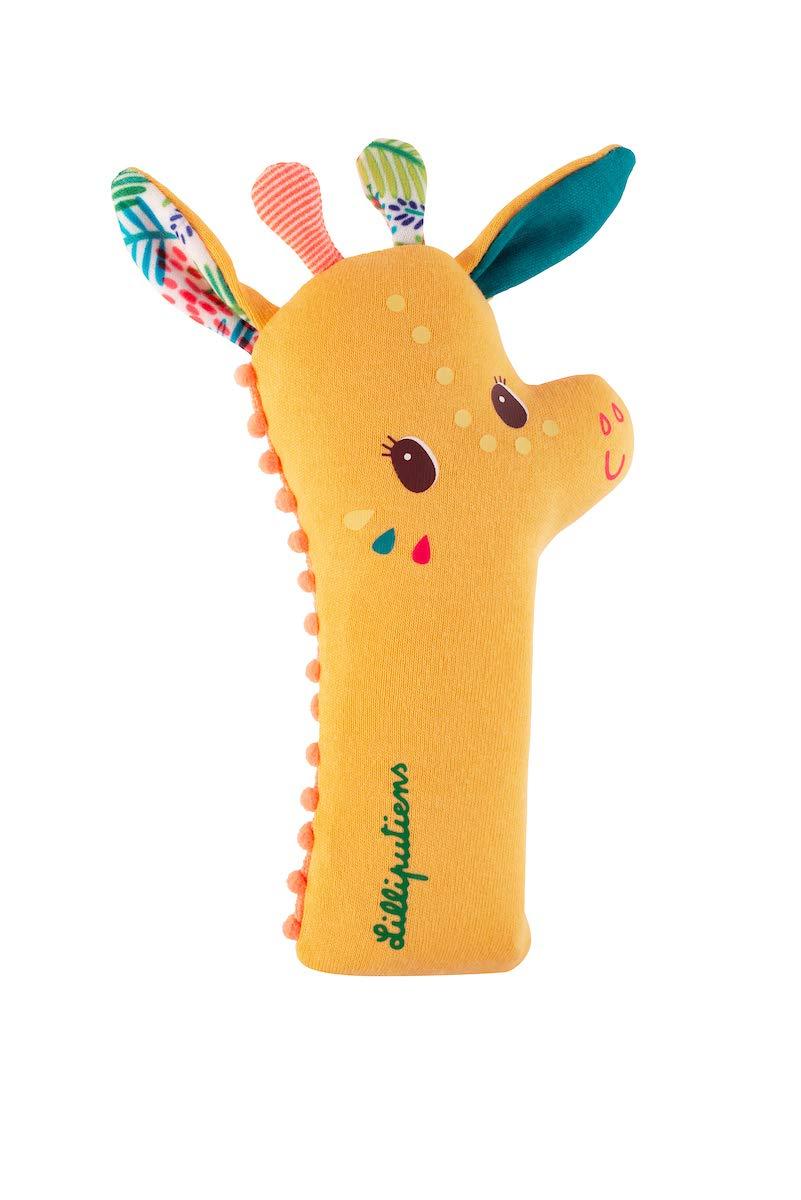quietschender Greifling Giraffe Zia