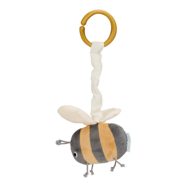 Aufziehtier Biene