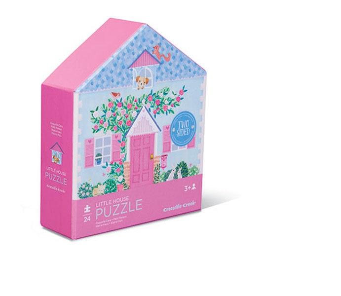 Puzzle kleines Haus 24 Teile