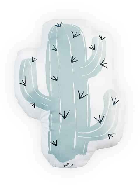 Kissen Kaktus stonegreen