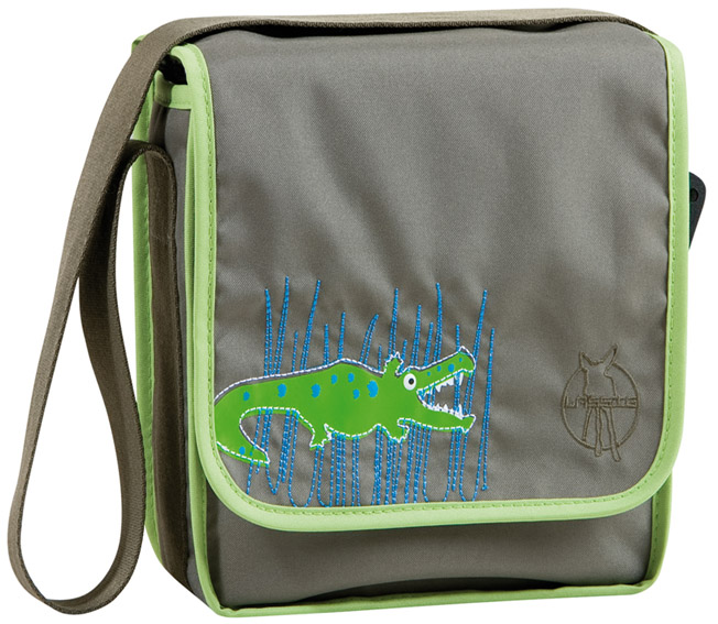 Messenger Bag Mini Krokodil